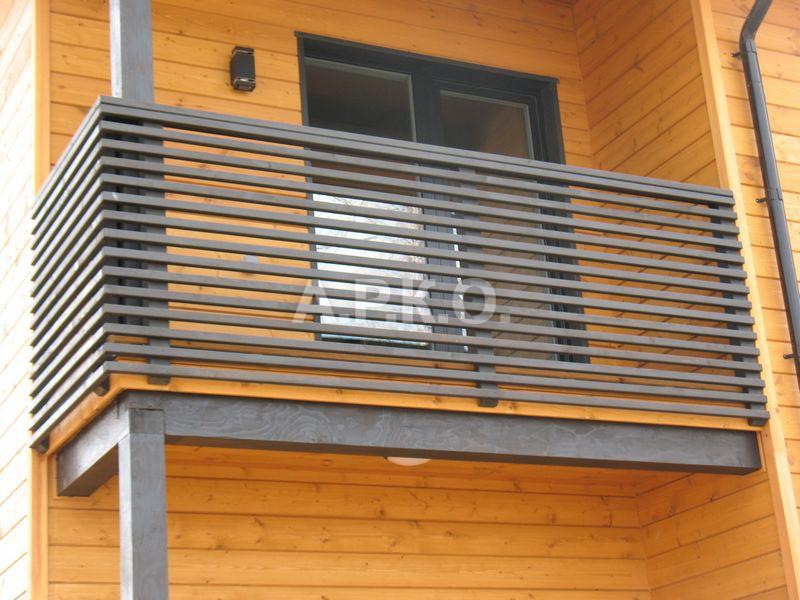 Балкон из бруса своими руками 83